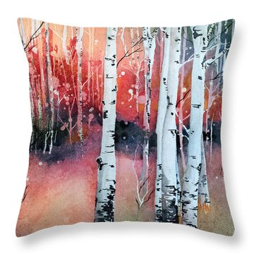 Colorado Throw Pillow