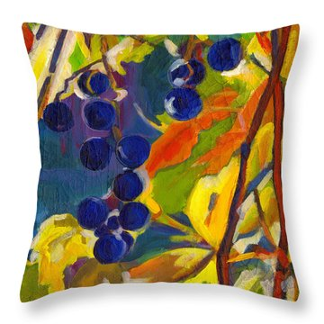 Colorful Expressions  Throw Pillow