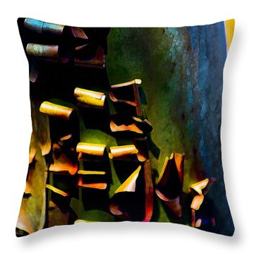 Appealing Nature Throw Pillow