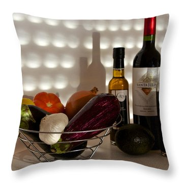 Come Dine With Me I Am Cooking Italian Tonight Throw Pillow