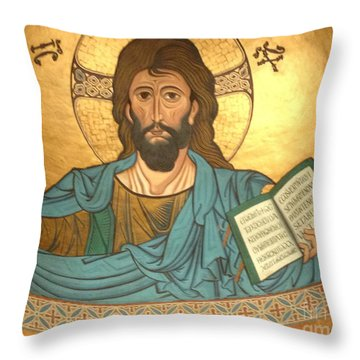 Throw Pillow featuring the photograph Come To Me by Luther Fine Art