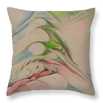 Comfort Throw Pillow by Mike Breau