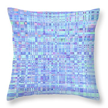 Comfort Quilt Throw Pillow