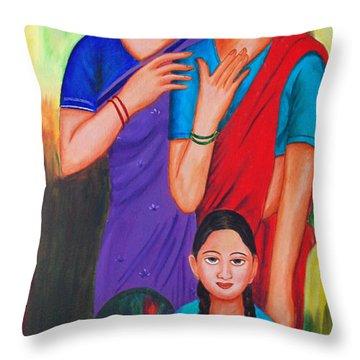 Comfort Throw Pillow