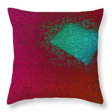 Comfortably Numb Throw Pillow by David Pantuso