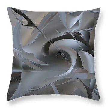 Coming Of Dawn Throw Pillow