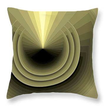 Composition 120 Throw Pillow
