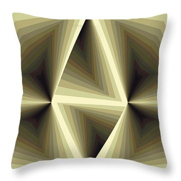 Composition 192 Throw Pillow