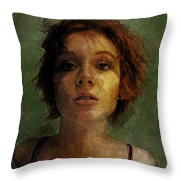 Composure Throw Pillow