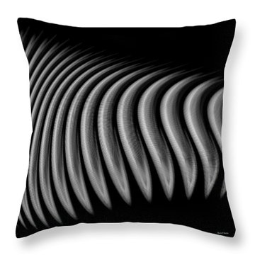 Compromise Throw Pillow by Angela A Stanton