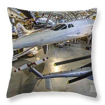 Concord Throw Pillow