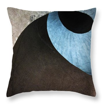 Spiral Throw Pillows