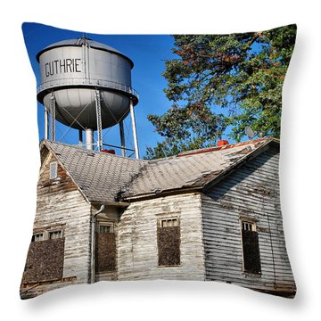 Condemned Throw Pillows