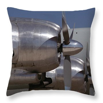 Connie's Props Throw Pillow