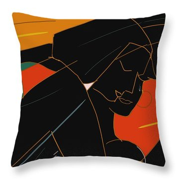 Consoling Throw Pillow