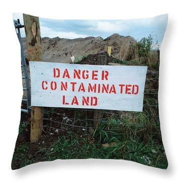 Environmental Science Throw Pillows