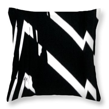 Continuum 4 Throw Pillow