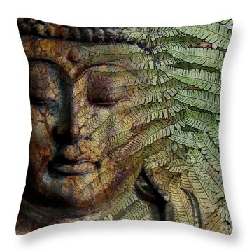 Convergence Of Thought Throw Pillow