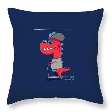 Crocodile Throw Pillows