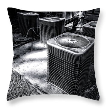 Cooling Power Throw Pillow
