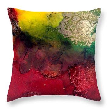 Copper Canyon Throw Pillow