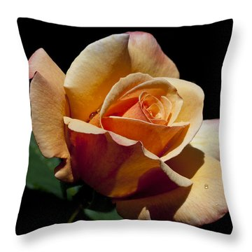 Throw Pillow featuring the photograph Coral Caper by Doug Norkum