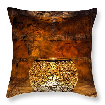 Core Throw Pillow