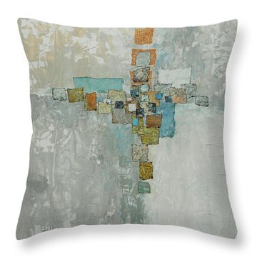 Corners  Throw Pillow