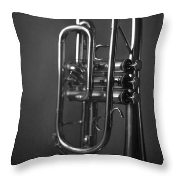 Cornet Throw Pillow
