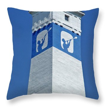 Corning Little Joe Tower 1 Throw Pillow