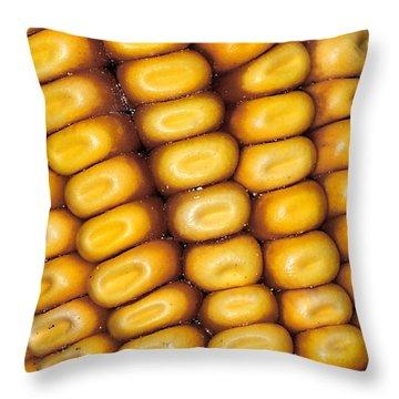 Cornrows Throw Pillow