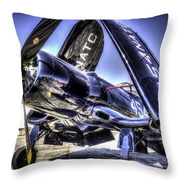Corsair 454 Throw Pillow