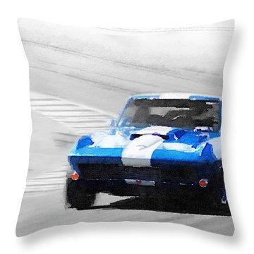 Stingray Throw Pillows