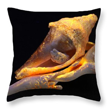 Cosmic Cuddle Throw Pillow