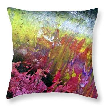 Cosmic Event Throw Pillow