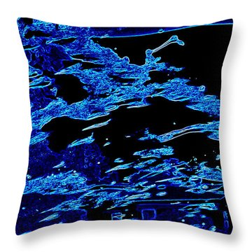 Cosmic Series 001 Throw Pillow