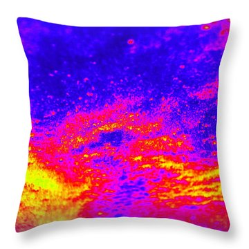 Cosmic Series 005 Throw Pillow