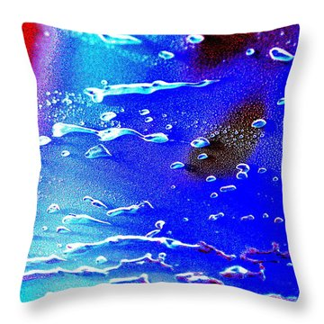 Cosmic Series 008 Throw Pillow
