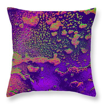 Cosmic Series 009 Throw Pillow