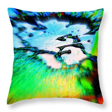 Cosmic Series 012 Throw Pillow