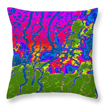 Cosmic Series 016 Throw Pillow