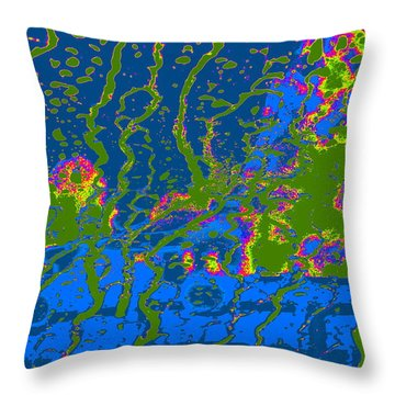 Cosmic Series 019 Throw Pillow