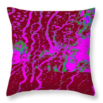 Cosmic Series 020 Throw Pillow
