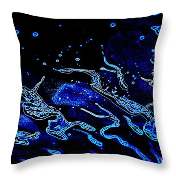 Cosmic Series 024 Throw Pillow