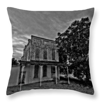 Cotton Office Throw Pillow
