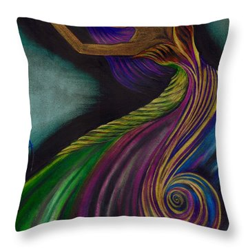 Couture Culture Throw Pillow