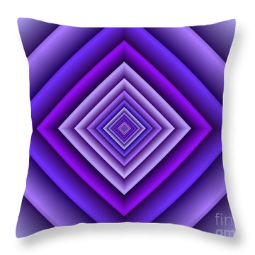 Covariance  11 Throw Pillow