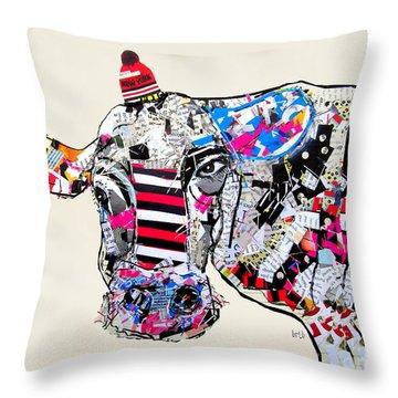 Western New York Throw Pillows
