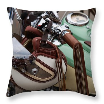 Cowboys Of The 21st Century - Featured 3 Throw Pillow by Alexander Senin