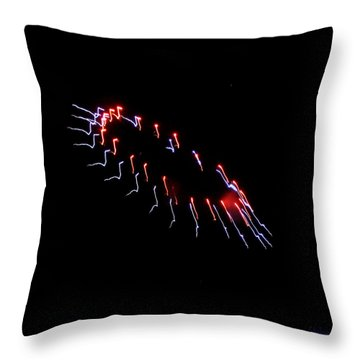 Craft Throw Pillow by Cynthia Lassiter